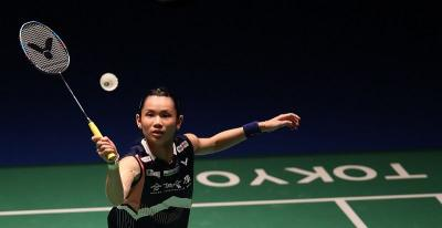 Tai Tzu Ying Bidik Gelar Juara Ketiga di BWF World Tour Finals