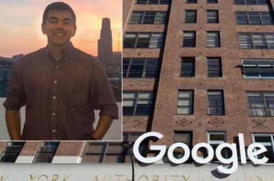 Karyawan Google Ditemukan Tewas di Kantornya