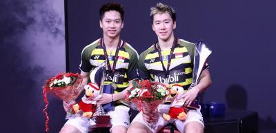 Jelang BWF World Tour Finals 2018, Marcus Kevin: Kami Masih Haus Gelar Juara