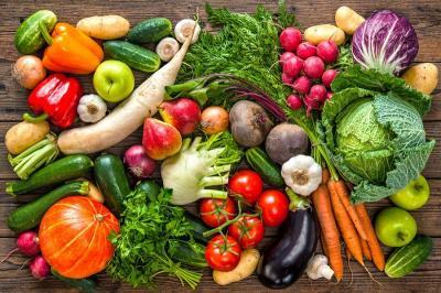 Ketahui Manfaat Sayuran dan Sumber Makanan Lain Berdasarkan Warnanya