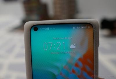 Saingi Samsung, Honor Kenalkan Ponsel dengan Kamera di Layar