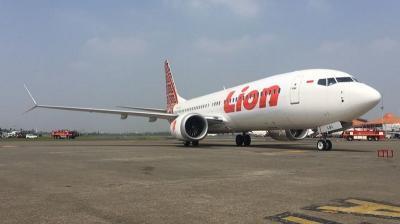 Ban Pesawat Lion Air Amblas, Begini Ceritanya