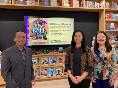 Menpar Bangga Film Bali Beats of Paradise Tayang di Walt Disney Animation Studios