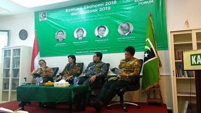 Mantan Ketua KPPU Heran Inflasi Rendah tapi Ribut Harga Pangan