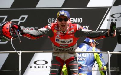 Dall'igna Soroti Pencapaian Lorenzo Bersama Ducati