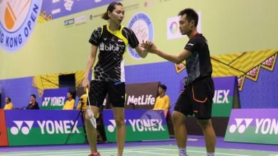 Hafiz Gloria Bungkam Wakil Jepang di BWF World Tour Finals 2018