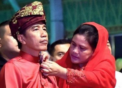Jokowi Ungkap Karakter Iriana saat Marah dan Kebiasaannya