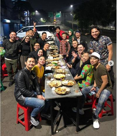 Makan Nasi Uduk Pinggir Jalan, Tagihan Bon Soimah Rp 7,9 Juta, Bikin Melongo!