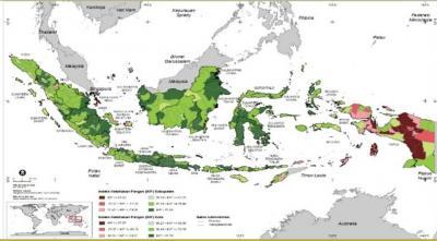 Ketahanan Pangan Indonesia Terus Meningkat