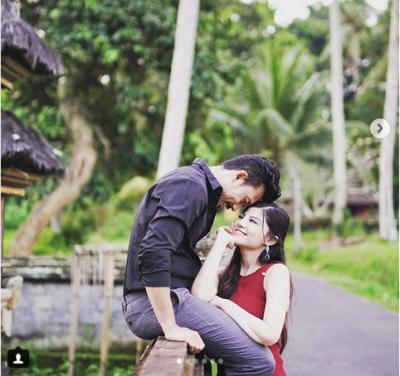 Intip Potret Kemesraan Denny Sumargo & Dita Soedarjo yang Dikabarkan Putus