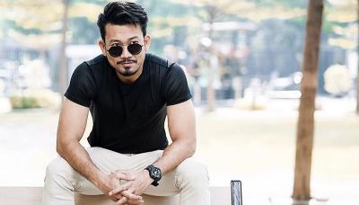 5 Penampilan Kece Denny Sumargo, Bikin Cewek-Cewek Meleleh!