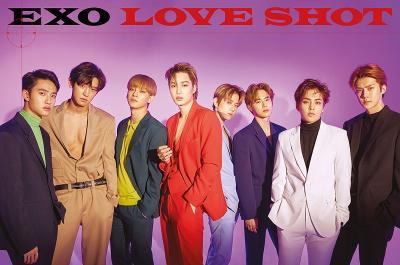EXO Rilis MV Love Shot dari Album Repackage Terbaru