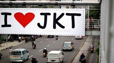 Pengumuman! Jalan Berbayar di Jakarta Diterapkan Akhir 2019
