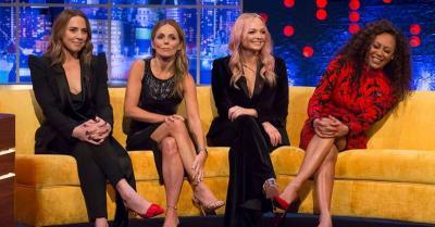 Dermawan, Spice Girls Launching Pakaian untuk Amal