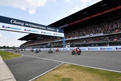 MotoGP Thailand Jadi Seri Terbaik di Musim 2018