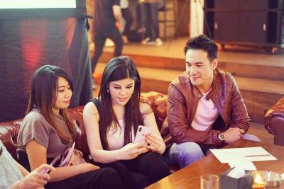 Intip Keseruan Dita Soedarjo Hangout Bareng Sosialita Sebelum Putus dari Denny Sumargo