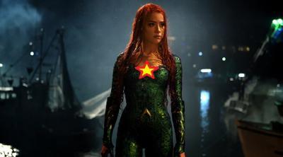 Memukau di Film Aquaman, Amber Heard Latihan Fisik Selama 6 Bulan Penuh