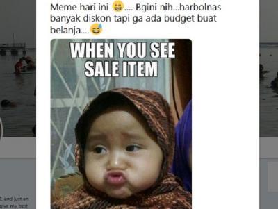 Meme-Meme Belanja yang Bikin Ngelus Dada Nahan Emosi, Nomor 4 Kamu Banget!