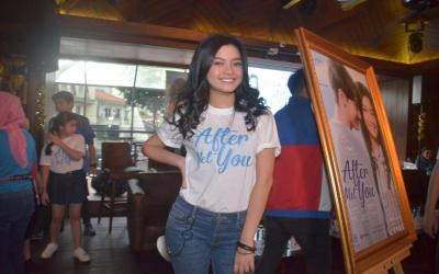Yoriko Angeline Canggung Dipasangkan dengan Mantan di Film After Met You