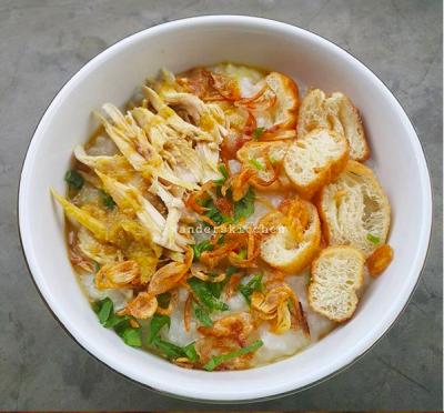 Rekomendasi Resep Bubur Ayam Kampung dan Bakwan Jagung untuk Menu Sarapan