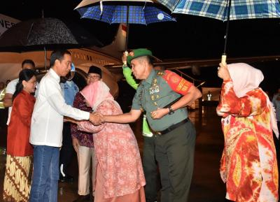Presiden Jokowi: Jangan Hanya Tanam Sawit