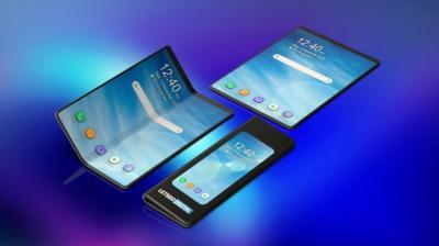 Ponsel Lipat Samsung Diperkuat Baterai Kapasitas 6.000 mAh?