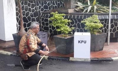 JK: Kotak Suara Kardus Sudah Disetujui KPU dan Partai