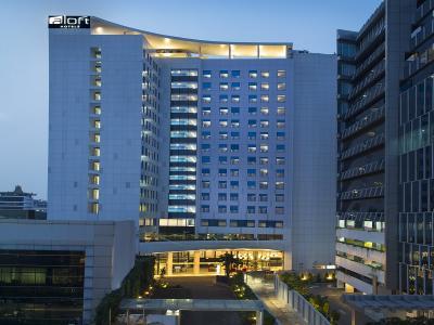 Menyambut 2019 Bersama Aloft Hotel Jakarta