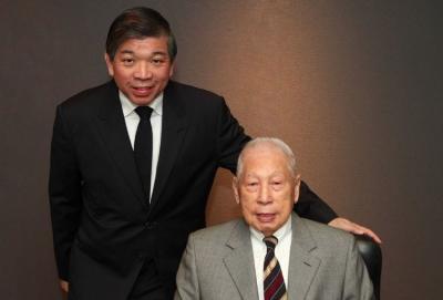 Kisah Spartan Chang Yun Chung, Miliarder Tertua yang Masih ke Kantor