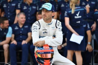 Kembali Mentas di F1, Kubica Akui Tak Takut