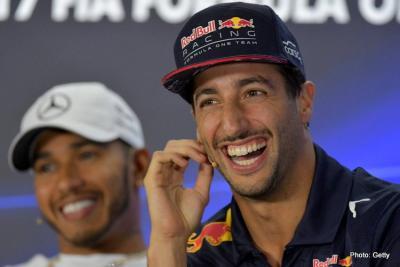 Ricciardo Ingin Buat Renault Naik Level di F1 2019