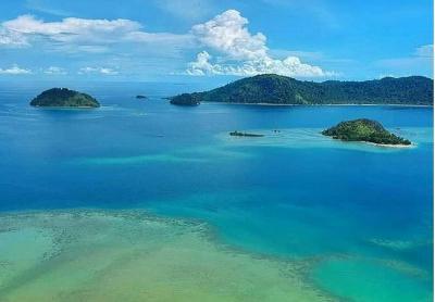 Pesona Mandeh, Raja Ampatnya Sumatera Barat