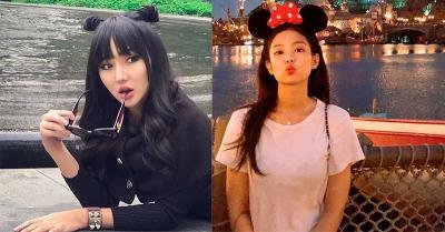 Lucinta Luna Minta Dipanggil Jennie Blackpink, Gayanya Beneran Mirip?