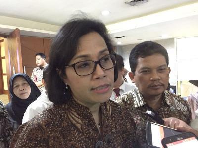 Sri Mulyani Tegaskan PMK 210 Bukan untuk Pajaki E-Commerce