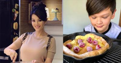 Resep Pancake Jerman ala Chef Farah Quinn yang Baru 'Jadian' dengan Hotman Paris