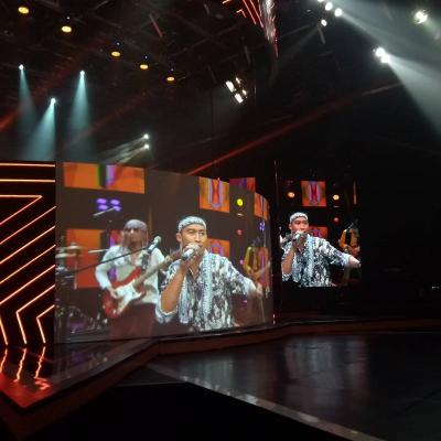 Tampil Atraktif, Tongkat Kayu Tetap Gagal Lolos Live Audition Rising Star Indonesia