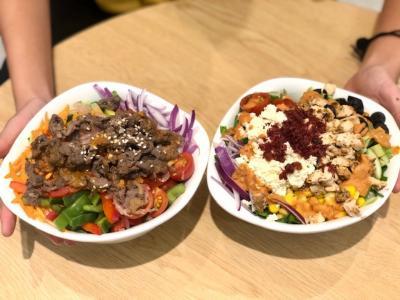 Salad dengan Protein Bakal Hits di 2019?