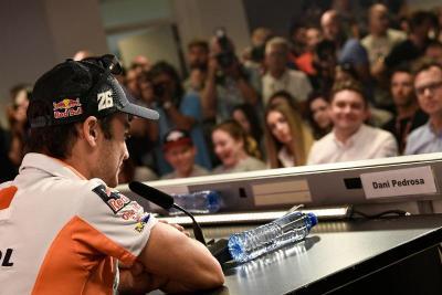 Usai Pensiun dari Dunia Balap MotoGP, Pedrosa Merasa Lebih Tenang