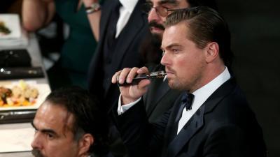 Selebriti Dunia Perokok Elektrik, Leonardo DiCaprio hingga Katy Perry