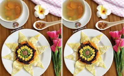 Resep Sup Bunga Matahari, Sarapan Spesial untuk si Kecil yang Susah Makan