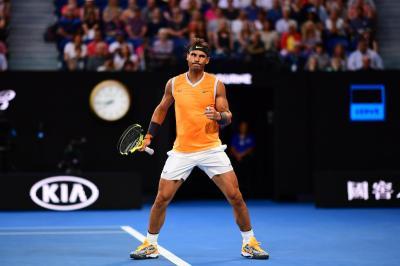 Nadal dan Federer Tapaki 16 Besar Australia Open 2019