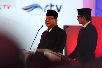 BPN Ungkap Alasan Prabowo Kurang Menyerang Jokowi saat Debat Pilpres