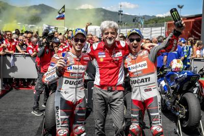 Dall'Igna Akui 2018 Jadi Salah Satu Musim Penting bagi Ducati