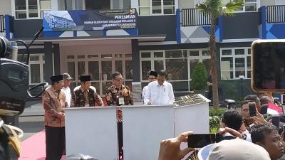 Presiden Jokowi Minta Pembangunan Rusun Subsidi Diteruskan