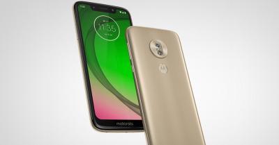 Konsep Motorola G7 dengan Fitur Poni dan Dual Kamera
