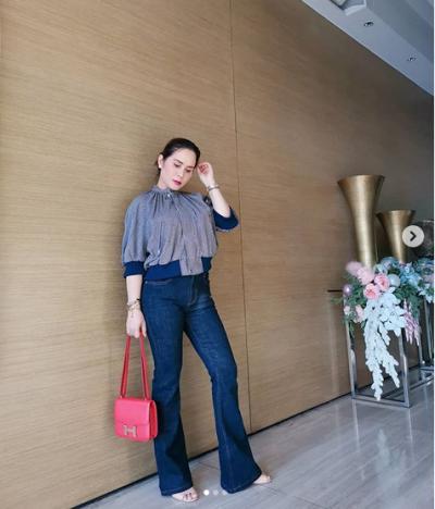 Intip 5 Gaya Istri Manny Pacquiao yang Doyan Tenteng Tas Hermes