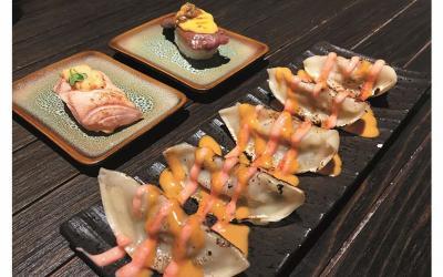Mencicipi Fushion Sushi Terbaru