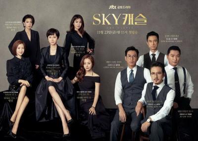 Drama SKY Castle Lampaui Rekor Kesuksesan Goblin