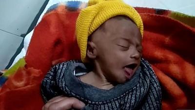Kisah Bayi 3 Minggu yang Selamat Setelah Dikubur Hidup-Hidup