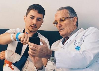 Dokter Yakin Lorenzo Siap Mengaspal di MotoGP Qatar 2019